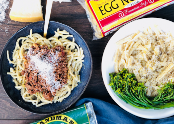 Grandma's Egg Noodles Review and Exclusive Coupon