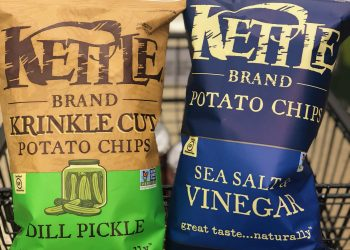 Kettle Brand Chips $1.50 at Safeway – 60% Savings