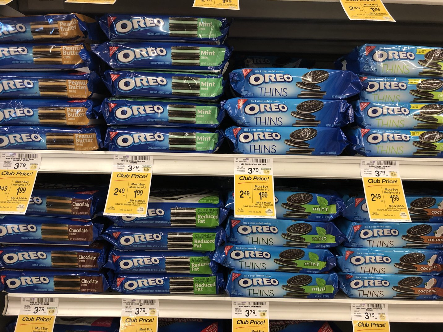 graphic regarding Oreo Printable Coupons referred to as Refreshing OREO Discount codes - Spend Merely $1.49 a Offer at Safeway- 61