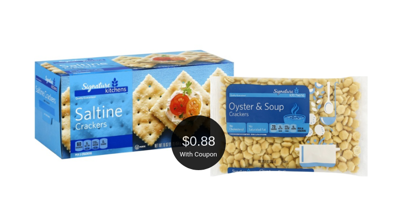 Signature Kitchens Saltines