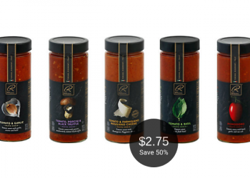 Signature Reserve Sauce – Buy 1, Get 1 FREE at Safeway