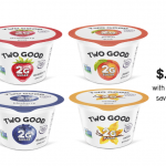New Two Good Greek Yogurt Coupon and Sale at Safeway, Save 50% on Low Sugar Greek Yogurt