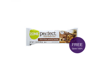 FREE ZonePerfect Bar at Safeway