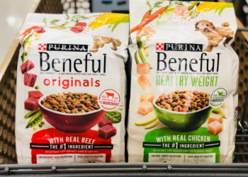 Purina Beneful Dog Food Coupons and Sale, Pay just $2.99 at Safeway