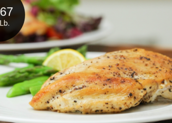Fresh Chicken Breasts for $1.67 at Safeway (Save up to $1.82 Per Pound)