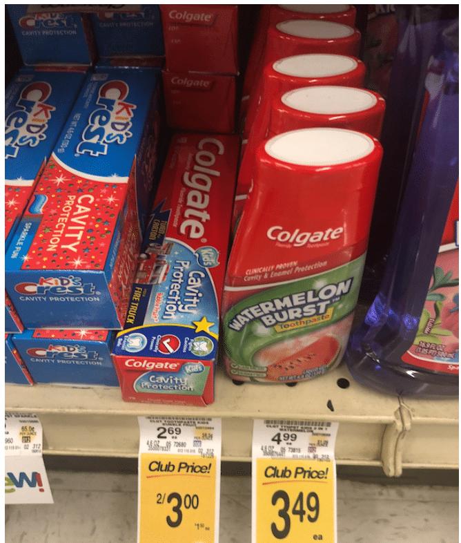 colgate_kids_Toothpaste_Sale
