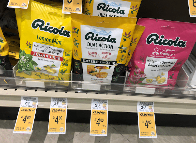 ricola_Cough_Drops_Sale