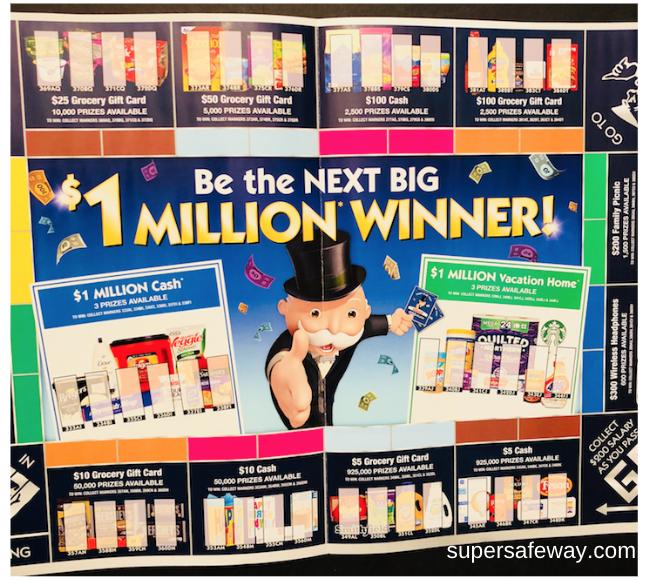 2019_Safeway_Monopoly_board_game