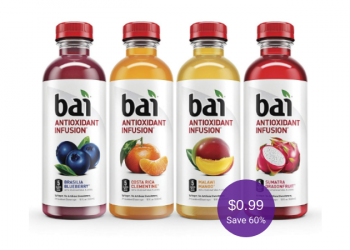 Bai Antioxidant Infusion Drink for as Low as $0.99 at Safeway