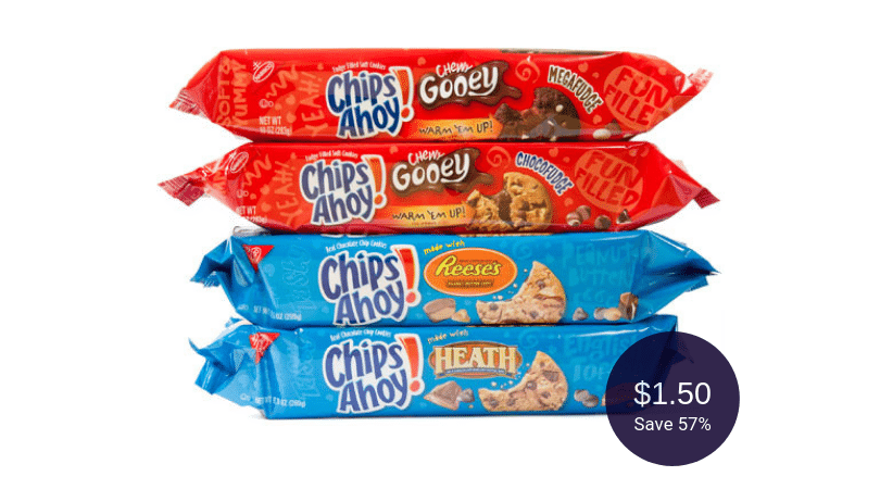 Chips Ahoy coupon