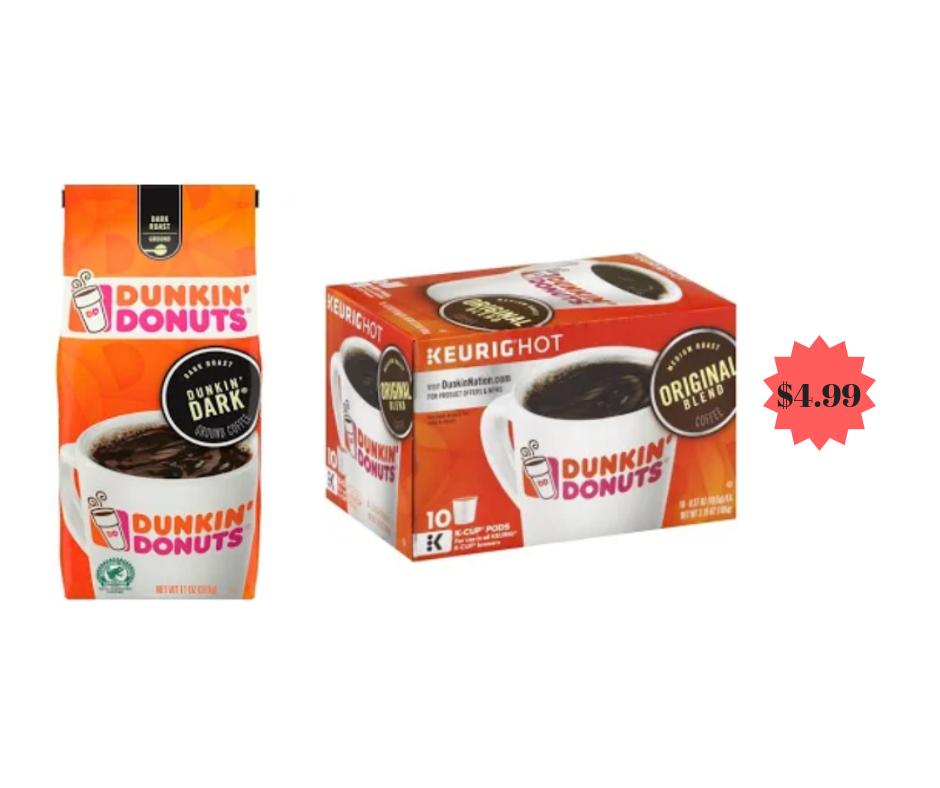 Dunkin Donuts Sale