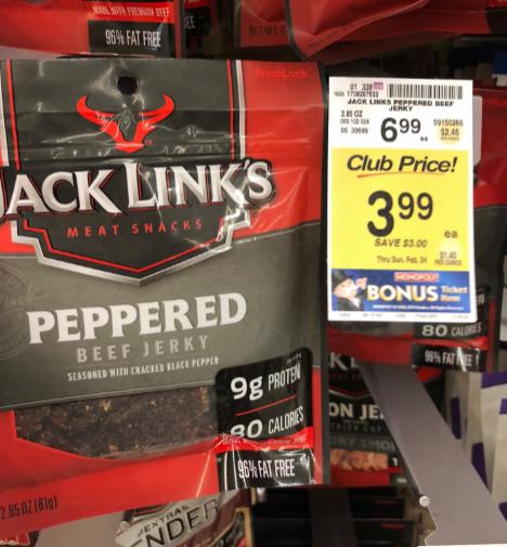 Jack Link's Jerky