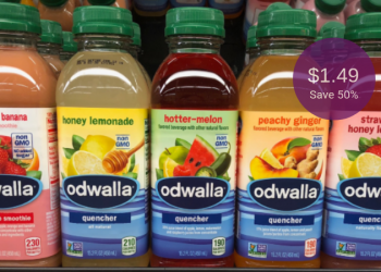 Odwalla Juice Smoothie & Shakes for $1.49 at Safeway (Save 50%)