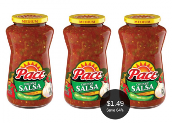 New Pace Salsa Coupon and Sale, Pay just $1.49 at Safeway