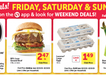 HOT Weekend Deals at Safeway – $20 off $100 Coupon, $.99 Asparagus, $1.49 18 ct. Eggs and more!
