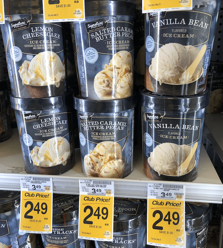 Signature_select_ice_cream_Sale