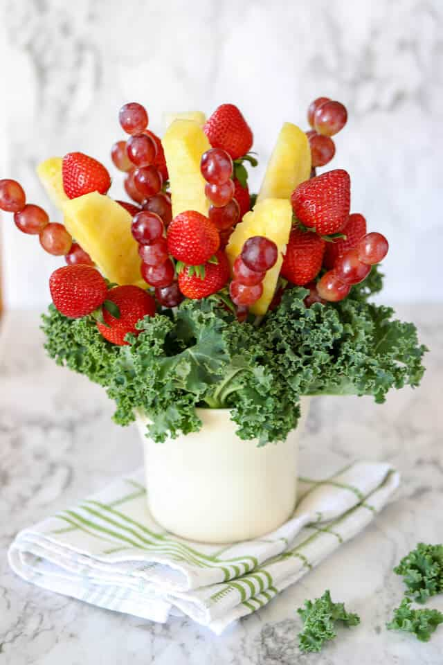 fruit-bouquet-with-kale