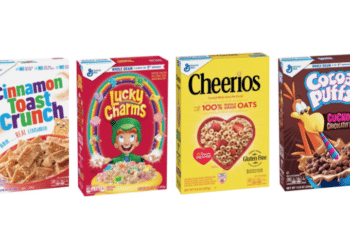 General Mills Cereal Coupons, Pay Just $1.00 for Honey Nut Cheerios, Cinnamon Toast Crunch, & Lucky Charms at Safeway