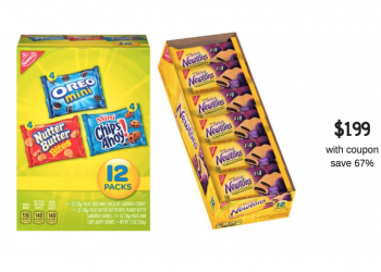Get Nabisco Variety Pack & Multipack Snacks 12 ct. for Just $1.99 at Safeway