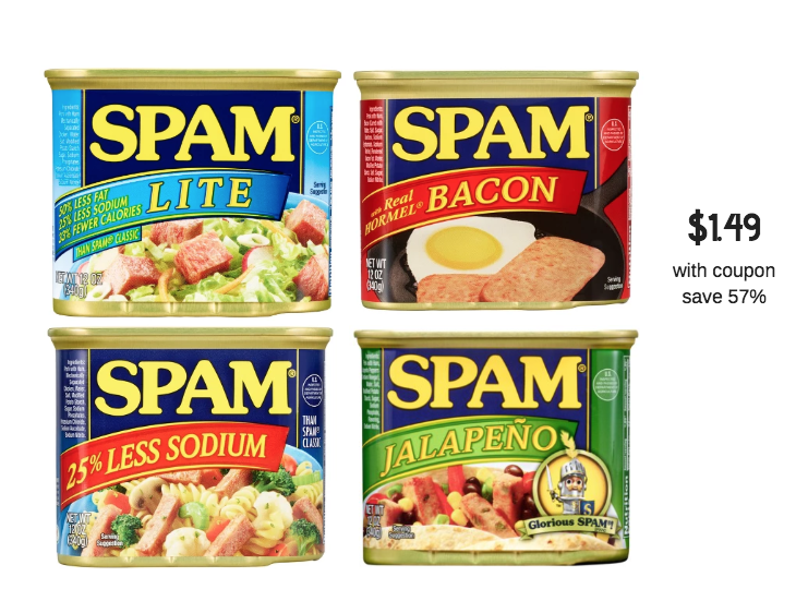 spam_Coupon