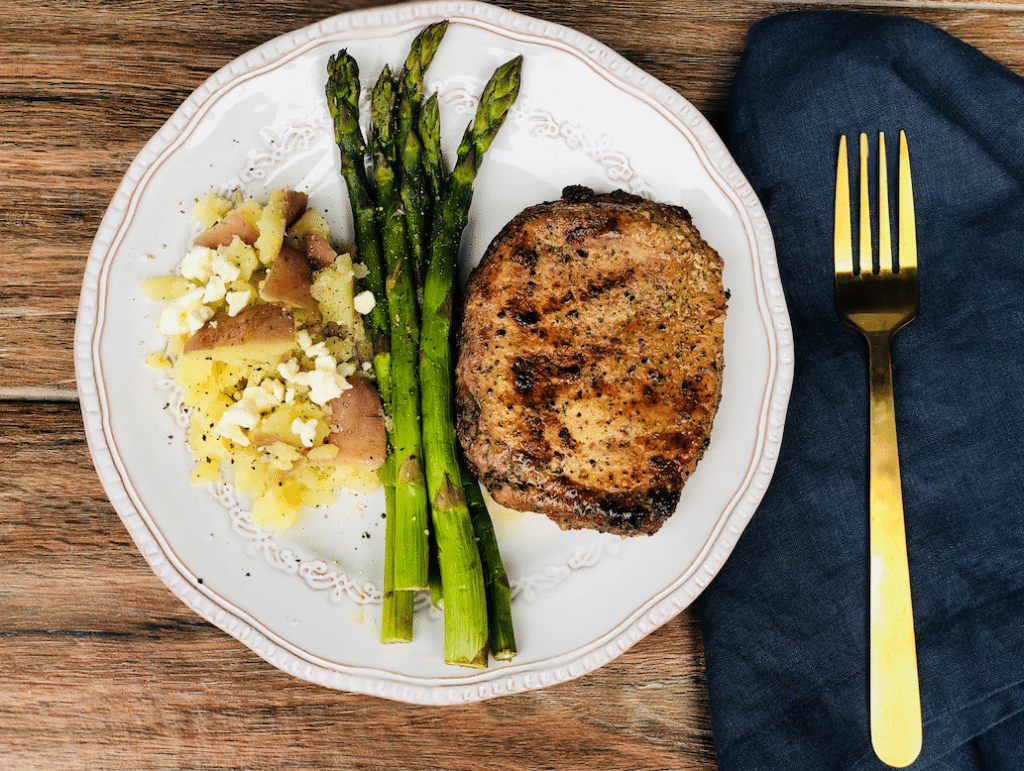 Adaptable_Meals_Pork_Chop_Plated