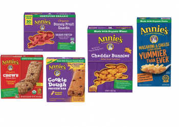 Annie's Homegrown Products at Safeway = Mac & Cheese $0.50, Crackers or Grahams $0.99, & More