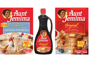 Save 62% on Aunt Jemima Easy Crepes Mix, Syrup and Pancake Mix at Safeway – Just $1.79