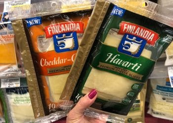 Finlandia Cheese Slices for $1.99 at Safeway