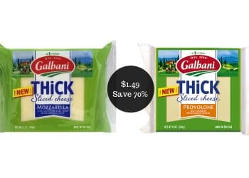 NEW Galbani Thick Sliced Cheese for $1.49 at Safeway (Save 70%)