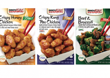 New InnovAsian Cuisine Entree Coupon Stack at Safeway – Pay Just $2.74 (Reg. $6.99)