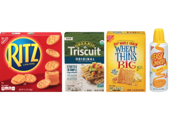 Nabisco Snack Crackers Just $1.50 and Easy Cheese Just $2.99 (Save 57% at Safeway)
