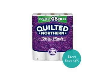 Quilted Northern Printable Coupon = $4.99 for Toilet Paper at Safeway