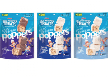 New Rice Krispies Treats Snap, Crackle Poppers Coupon and Sale, Pay Just $2.49 (Reg. $5.99) at Safeway