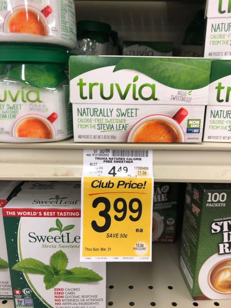 Truvia_at_Safeway