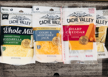 Cache Valley Coupon + Sale at Safeway = $1.49 for Cheese