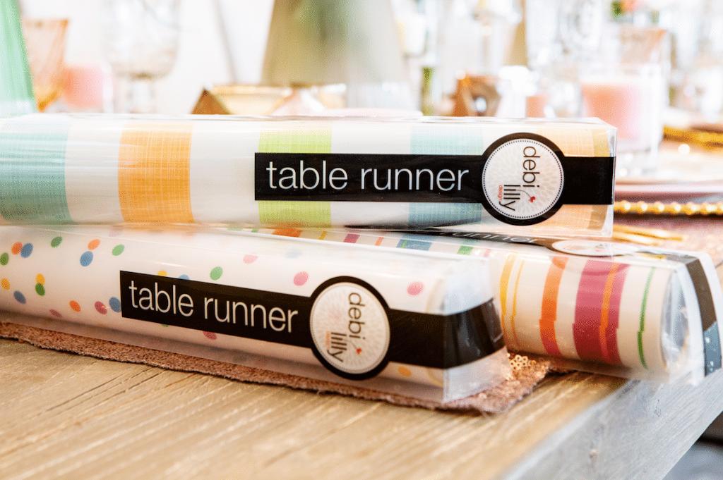 Debi_lilly_Spring_Table_runner