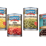 Stock up on Kuner's Canned Green Beans Just $.25, Canned Tomatoes and Beans Just $.09 at Safeway