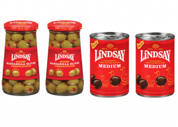 Lindsay Spanish Manzanilla Olives and Black Olives on Sale | Pay $.49 After Coupon (Reg. $2.79)