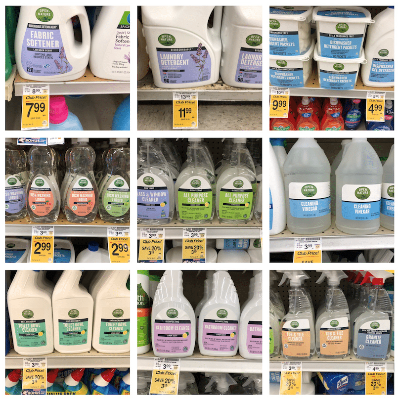 Open_Nature_Cleaning_products_Sale