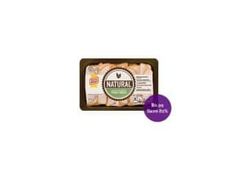 Oscar Mayer Natural Lunchmeat for $0.99 at Safeway (Save 82%)