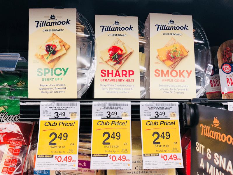 Tillamook Cheeseboard