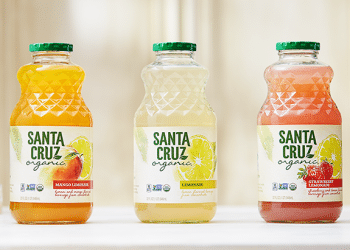 New Santa Cruz Organic Coupon – Get 32 oz of Organic Lemonade for Just $1.00 at Safeway