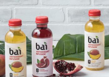 $.50 Bai Antioxidant Infusion Drinks Safeway