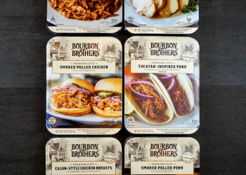 Bourbon Brothers Premium Meat Entrees Just $4.99 at Safeway (Reg. $8.99)