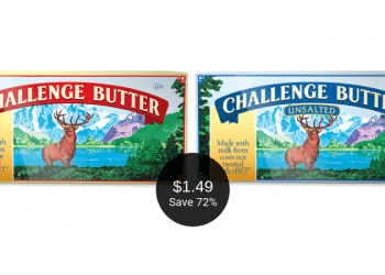 Challenge Butter Coupons – Pay as Low as $1.49 at Safeway