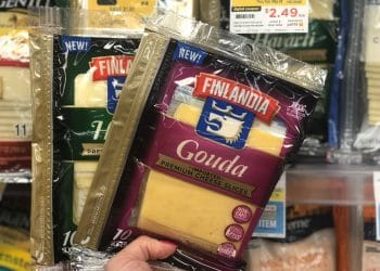 Finlandia Cheese for $1.49 & Butter for $1.50 at Safeway