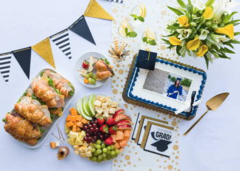 $5 Off Graduation Cakes, Bakery Trays and Deli Tray Coupons from Safeway