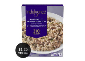 Indulgence Entrees on Sale at Safeway = Pay as Low as $1.25