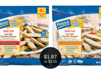 PERDUE Refrigerated Chicken Deal = as Low as $1.87 Per Package at Safeway
