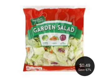 Signature Farms Salad for Only $0.49 After Coupon at Safeway